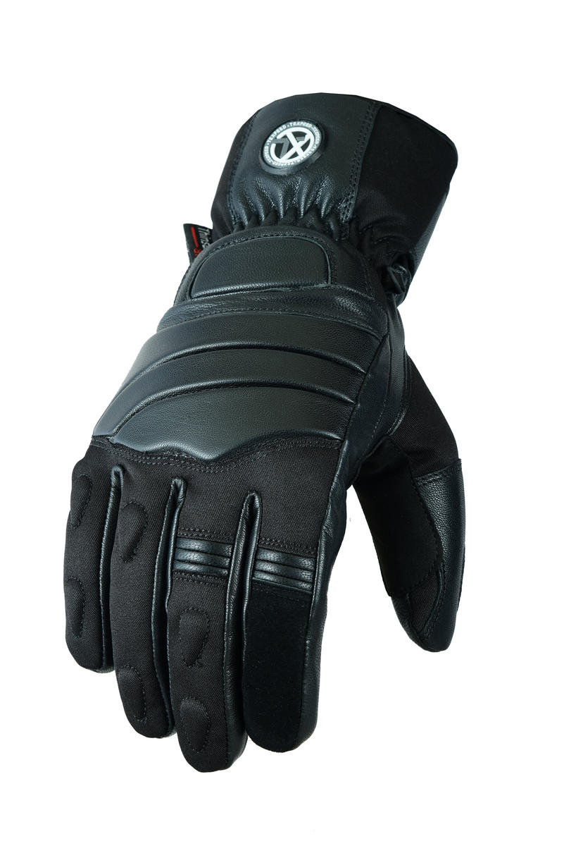 Texpeed All Black Cordura NK20 Gloves