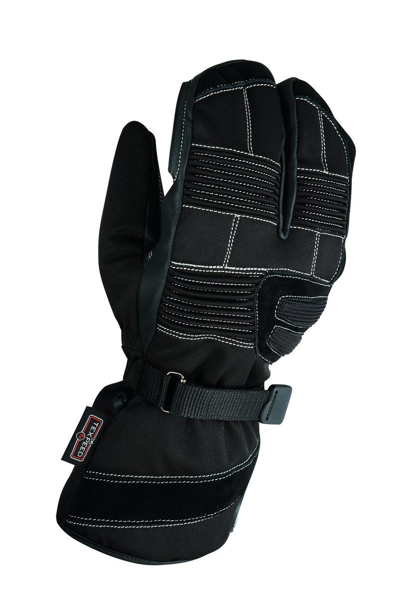 Texpeed All Black Cordura MIT20 Gloves
