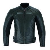 Texpeed Racing J20 Motorbike Jacket In Black