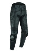 Leather Motorbike Biker Trousers Motorcycle With CE Sports Racing Armour Sliders