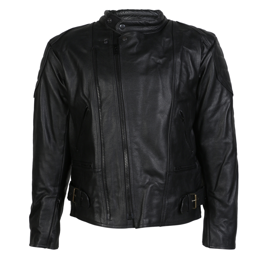 Mens Texpeed Cowhide Leather Touring Motorcycle ...