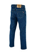 Motorbike Biker Trousers Blue Made With Aramid Protective Motorcycle CE Armoured