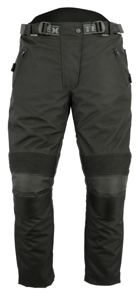 Texpeed Black Womens Armoured Trousers