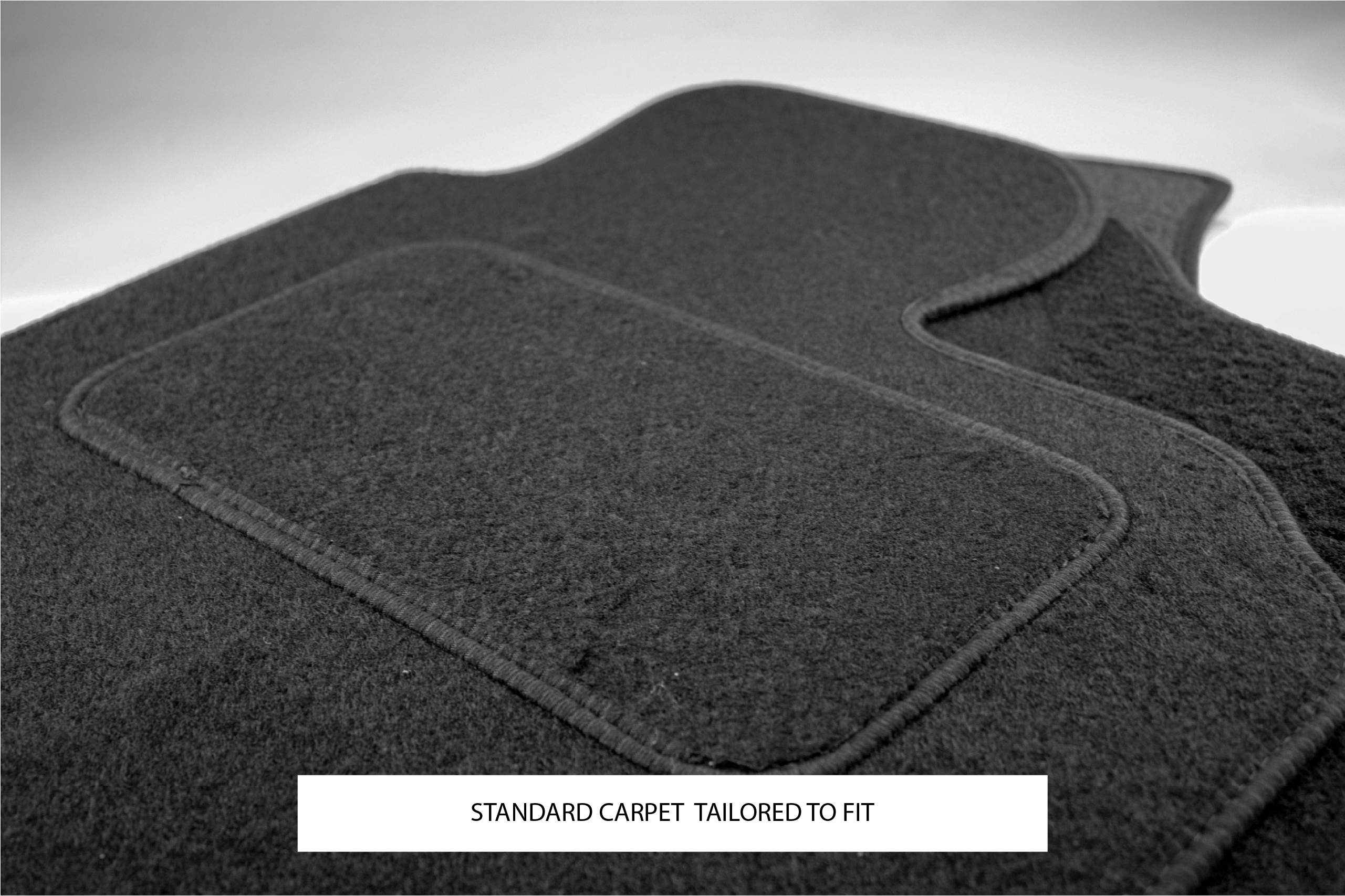 Mini Convertible 2004 2008 Fully Tailored Black Carpet Car Mats