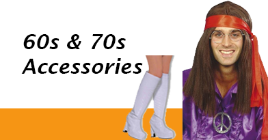 60's & 70's Party Accessories