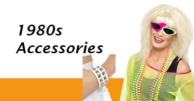 1980's Party Accessories