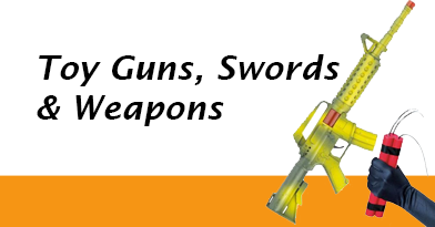 Toy Guns and Swords
