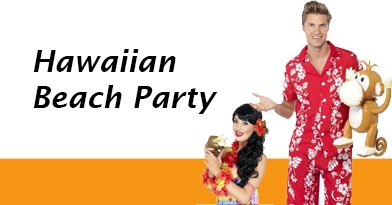 Hawaiian Beach Party