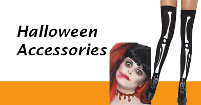 Our Halloween Accessories will add that extra flair to your Halloween Costume or Halloween Party
