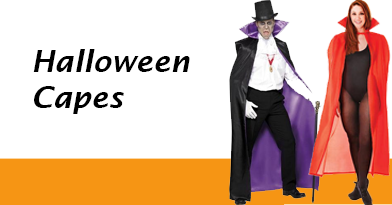 Complete your costume by adding a cape and save yourself from the chill while partying in your Halloween Costume