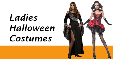 Ladies Halloween Costumes. Plus Size and Sexy Costumes. New range for 2015. Next Day Delivery available