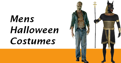 Mens Halloween Costumes. New range for Halloween 2015. Next Day Delivery available