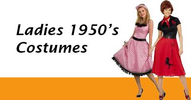 50's Costumes