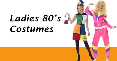 80's Costumes
