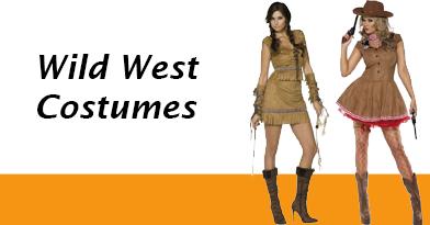 Wild Wild West Costumes