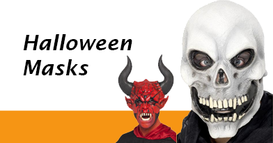 Halloween Costume Masks