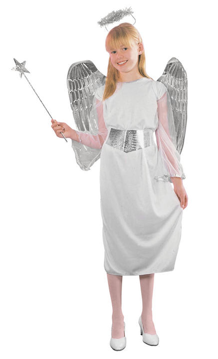 Childs  Angel Costume Thumbnail 1