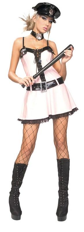 Lauren Order Costume