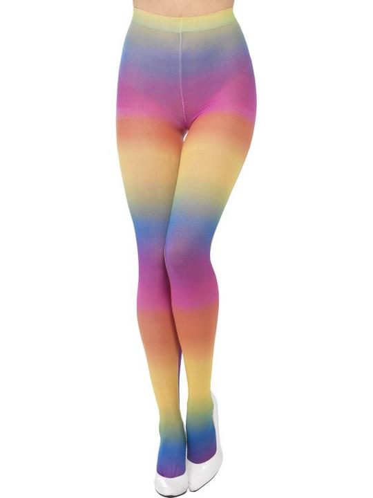 Opaque Tights Rainbow Thumbnail 1