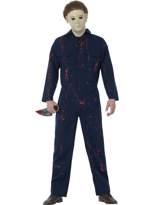 Halloween Michael Myers Costume Thumbnail 1