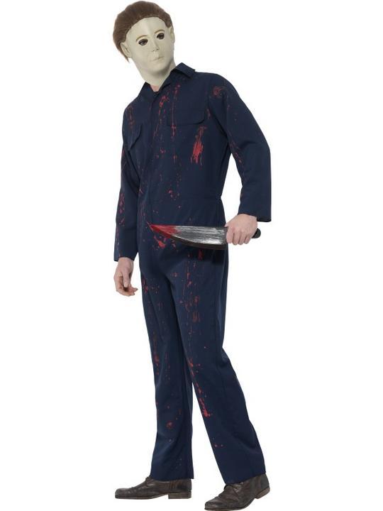 Halloween Michael Myers Costume Thumbnail 3