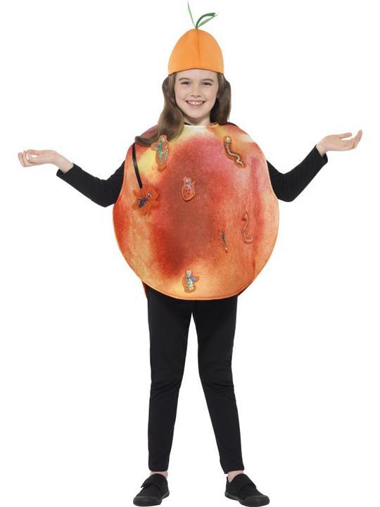 Girls boys James and the giant peach costume kids school book week fancy dress  Thumbnail 1