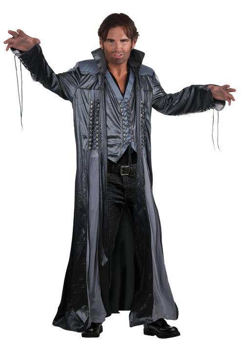 Men's Wizard (Modern Day) Fancy Dress Costume Thumbnail 1