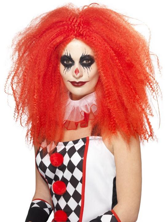 Clown Wig Thumbnail 1