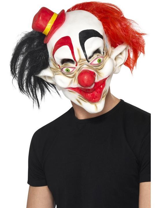 Creepy Clown Mask Thumbnail 1