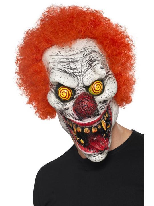 Twisted Clown Mask Thumbnail 1