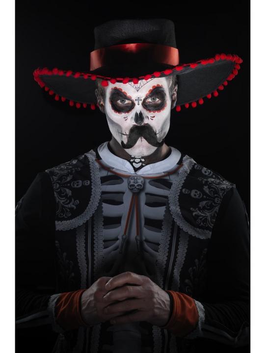Day of the Dead Se±or Bones Make-Up Kit Thumbnail 6