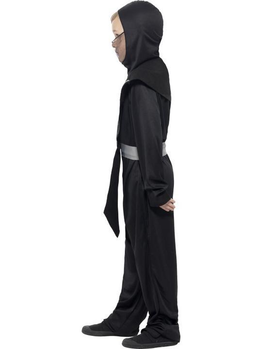 Boy's Ninja Fancy Dress Costume Thumbnail 2
