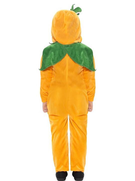 Kids Pumpkin Toddler Fancy Dress Costume Thumbnail 4
