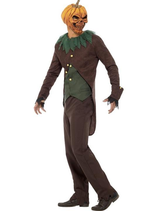 Goosebumps Jack-O'-Lantern Costume Thumbnail 3
