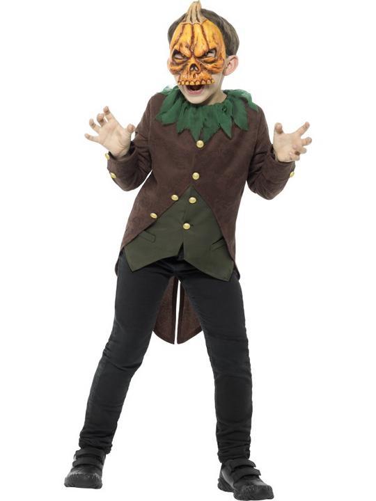 Goosebumps Jack-O'-Lantern Costume Thumbnail 1