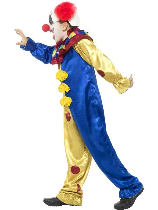 Goosebumps The Clown Boy's Fancy Dress Costume Thumbnail 3