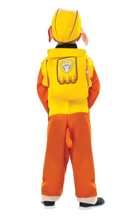Paw Patrol - Rubble Fancy Dress Costume Thumbnail 2