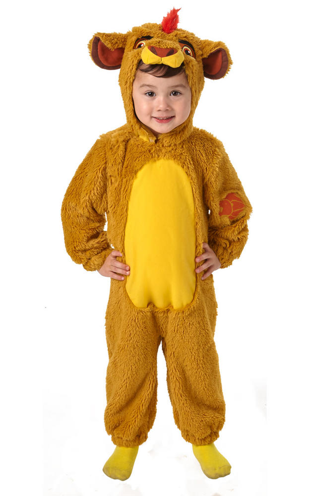 Kion Lionguard Fancy Dress Costume