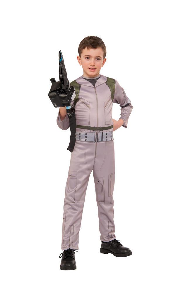 Boy's Ghostbuster Fancy Dress Costume