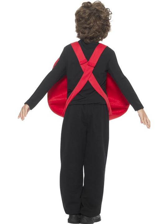 Unisex Red Apple Fancy Dress Costume Thumbnail 5