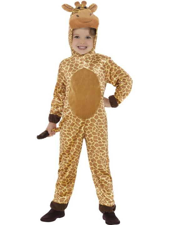 Kid's Giraffe Fancy Dress Costume Thumbnail 1