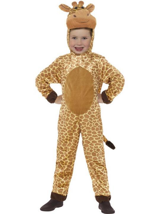 Kid's Giraffe Fancy Dress Costume Thumbnail 2