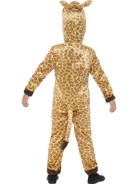 Kid's Giraffe Fancy Dress Costume Thumbnail 3
