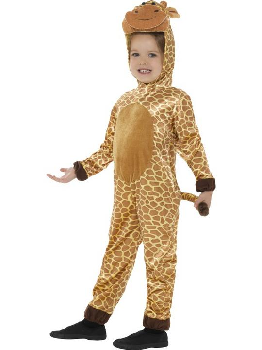 Kid's Giraffe Fancy Dress Costume Thumbnail 4
