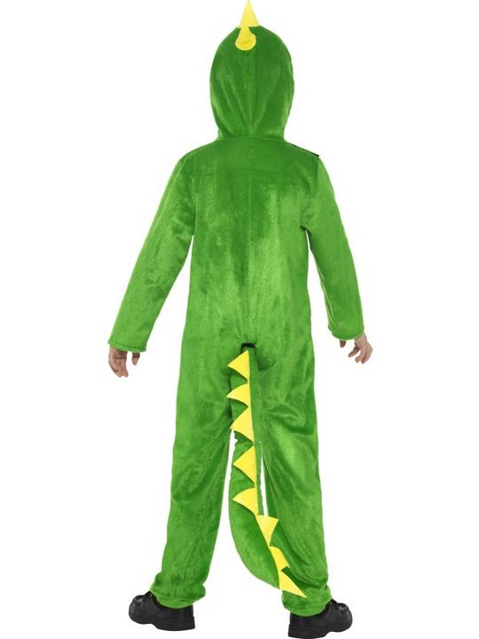 Kid's Crocodile Fancy DressCostume Thumbnail 5
