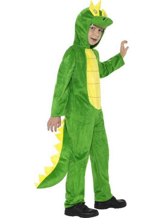 Kid's Crocodile Fancy DressCostume Thumbnail 6