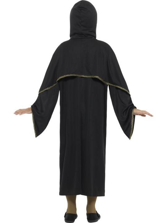 Wizard Cloak Kids Fancy Dress Costume Thumbnail 3