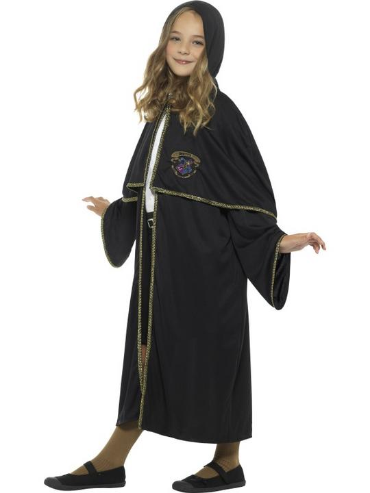 Wizard Cloak Kids Fancy Dress Costume Thumbnail 4