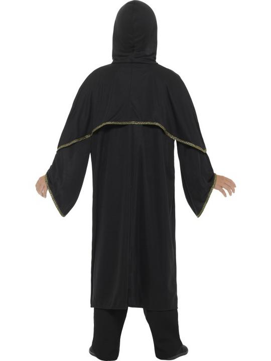 Wizard Cloak Kids Fancy Dress Costume Thumbnail 5