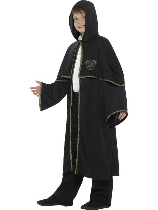 Wizard Cloak Kids Fancy Dress Costume Thumbnail 6
